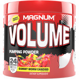 Magnum Nutraceuticals Volume 24 Servings Gummy Worm Candies