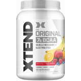 Scivation Xtend BCAA 90 Servings Knockout Fruit Punch