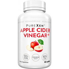 Xenadrine PureXen Apple Cider Vinegar+