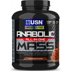 USN Anabolic Mass 6lbs Chocolate