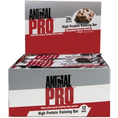 Animal Pro Box of 12 Chocolate Berry Crunch