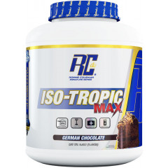 Ronnie Coleman Iso-Tropic Max 3.5lbs German Chocolate