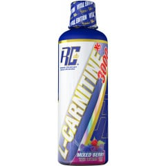 Ronnie Coleman L-Carnitine 31 Servings Mixed Berry