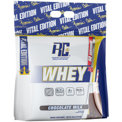 Ronnie Coleman Signature Series Whey-XS 5lbs Chocolate Milk
