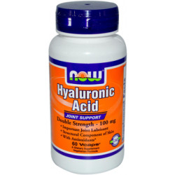 NOW Foods Hyaluronic Acid Reviews at Muscle & Strength