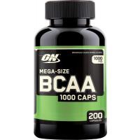 ON BCAA 1000, 200 Capsules