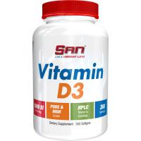 Vitamin D3 5000, 360 Softgels