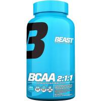 Beast BCAA 2:1:1, 200 Capsules