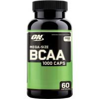 ON BCAA 1000, 60 Capsules