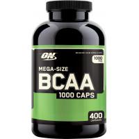 ON BCAA 1000, 400 Capsules