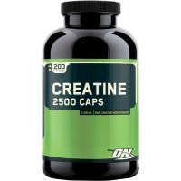 ON Creatine 2500 Caps, 200ct