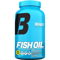 Beast Sports Fish Oil, 90 Softgels