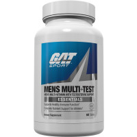 Men's Multi +Test, 60 Tablets