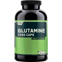 ON Glutamine 1000, 240 Capsules