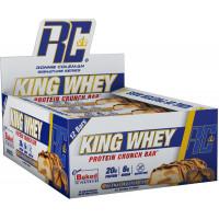 King Whey Crunch Bar, Box of 12