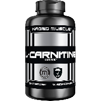 Kaged Muscle L-Carnitine, 120 VCapsules