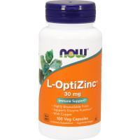 L-OPTIZINC 30mg, 100 VCapsules
