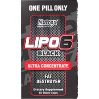 Nutrex Lipo-6 Black UC