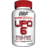 Nutrex Lipo-6 Stim-Free
