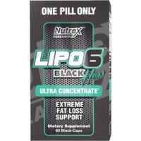 Nutrex Lipo-6 Black Hers UC