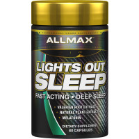 Lights Out Sleep, 60 Capsules