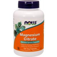 Magnesium Citrate, 120 VCaps