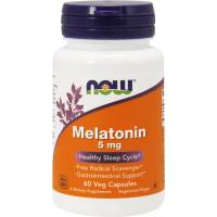 Melatonin 5mg, 60 VCapsules