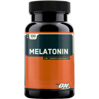 Melatonin, 100 Tablets