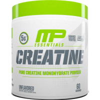 MP Essentials Creatine, 60 Servings