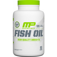 MP Essentials Fish Oil, 90 Softgels