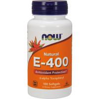 E-400, 100 Softgels