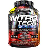 MuscleTech Nitro-Tech Power, 4lbs