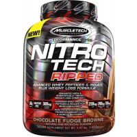 MuscleTech Nitro-Tech Ripped, 4lbs