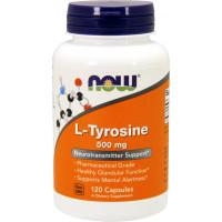 L-Tyrosine, 120 Capsules