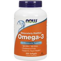 Omega-3, 200 Softgels