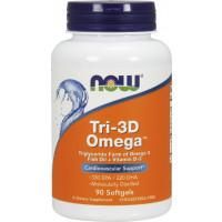 Tri-3d Omega, 90 Capsules