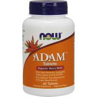 ADAM Men's Multi, 60 Tablets