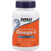 Omega-3, 100 Softgels