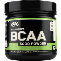 ON BCAA 5000 Powder, 60 Servings