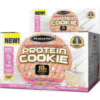 MuscleTech Protein Cookie, Box of 6