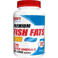 Fish Fats Gold, 120 Softgels