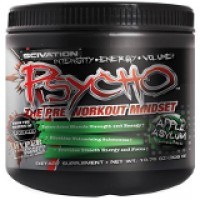 Scivation Psycho AU Label