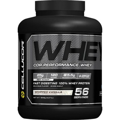 Cellucor COR-Performance Whey 4lbs: Buy 1 Get 1 FREE