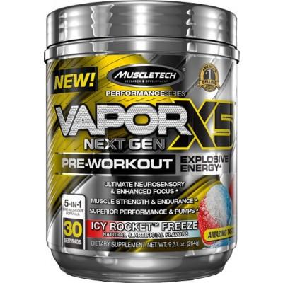 MuscleTech Vapor X5 Next Gen: FREE naNOX9 Next Gen!