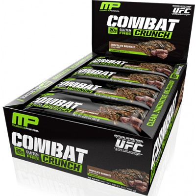 MusclePharm Combat Bars Buy 1 Get 1 Free