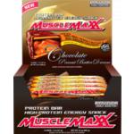 Allmax MuscleMaxx Bars, Box of 12