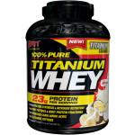 SAN 100% Pure Titanium Whey, 5lb