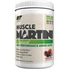 FREE Muscle Martini!