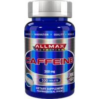 Allmax Caffeine, 100 Tablets