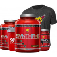 BSN Syntha-6 Workout Pack